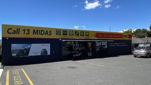Midas Newmarket Store