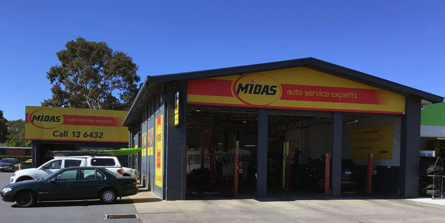 Midas Port Adelaide Store